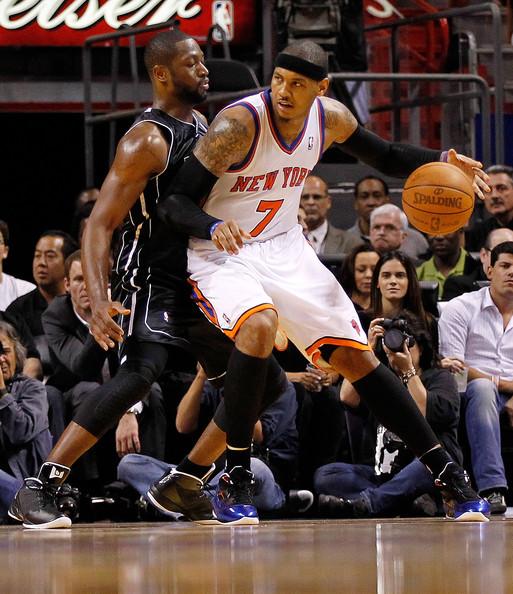 Ball Lock Vs Pin Lock >> NBA Playoff Predictions: 2. Miami Heat vs. 7. New York Knicks - ROUNDBALL DAILY