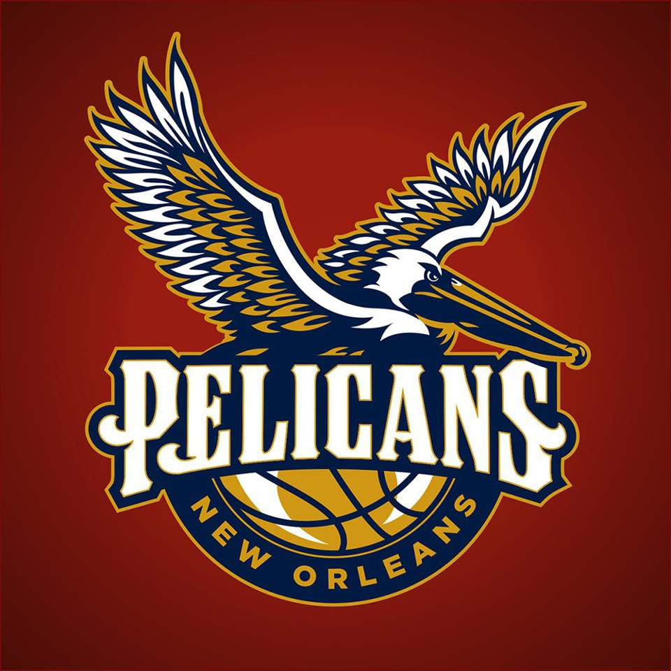Is This The New Orleans Pelicans Logo Roundball Daily