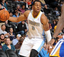 Iguodala could bolt this offseason. (NBA.com)