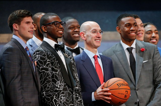 nba draft grades how did your team fare