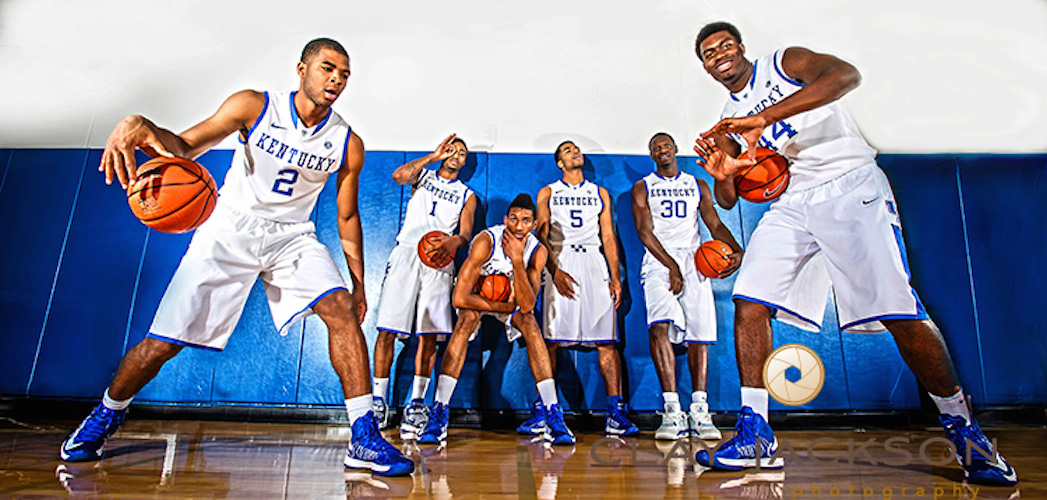 Kentucky Wildcats 2014 15 Men S Basketball Roster: Kentucky Is Too Good, And Everything Else We Learned From