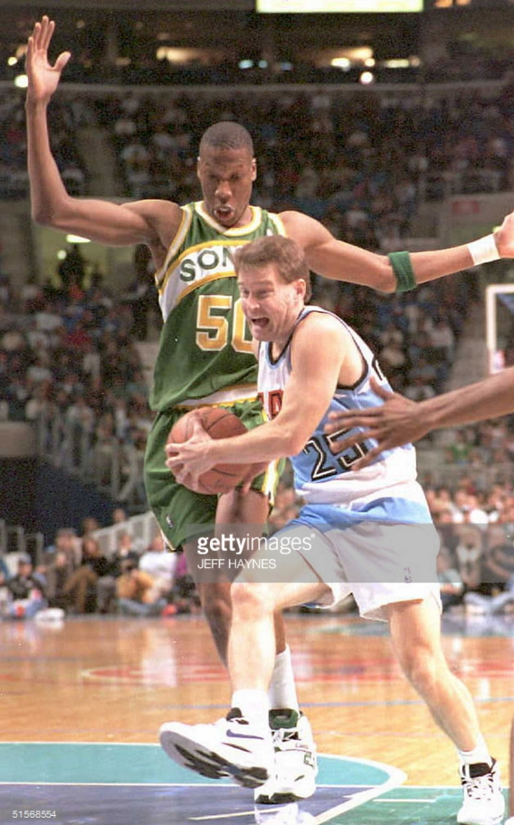 Mark Price may not have looked the part, but he was one of the most underrated players of the '90s. (Getty Images Embed/