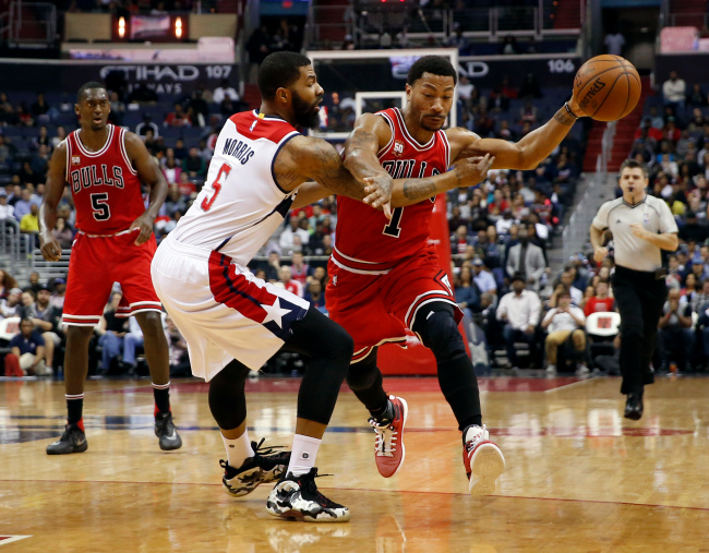 0ebb46524ffe Derrick Rose departs Chicago amid LeBron James  sixth championship  appearance