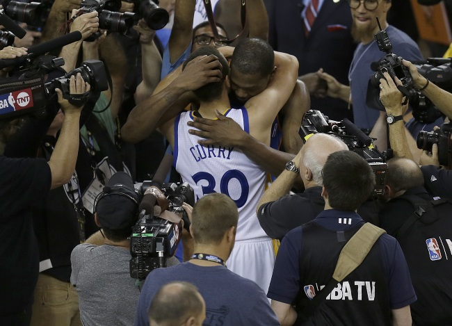 Kevin Durant Steph