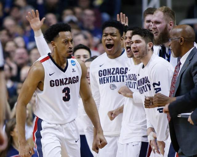 Johnathan Williams Gonzaga