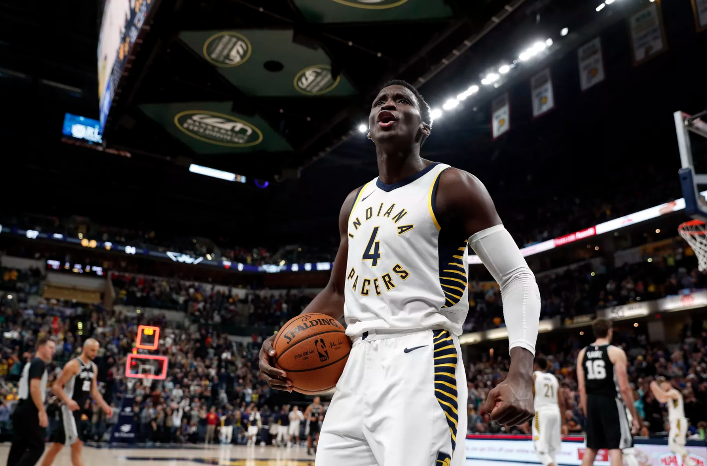Victor Oladipo is the NBA's Most Improved Player this season