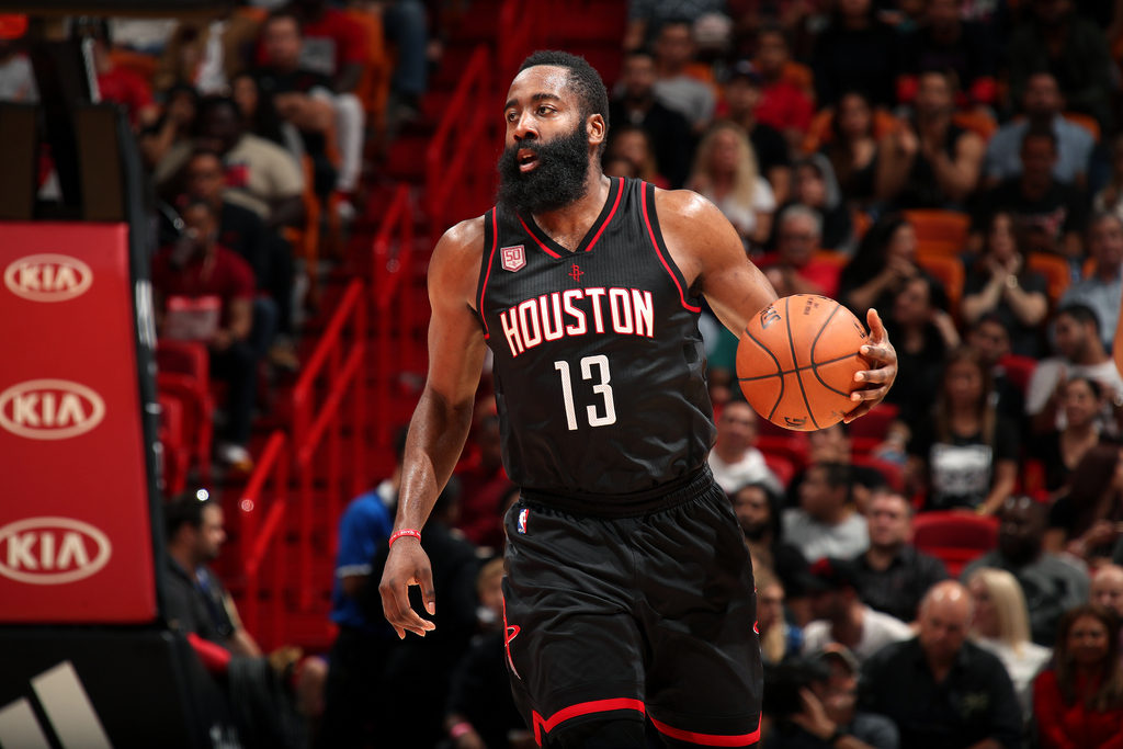 Houston Rockets v Miami Heat