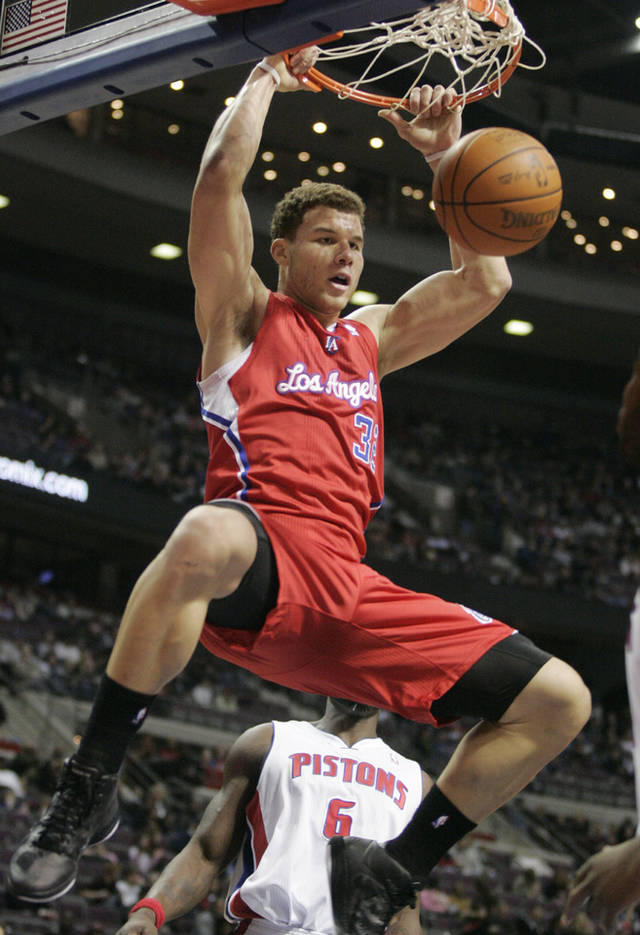 Blake Griffin Clippers
