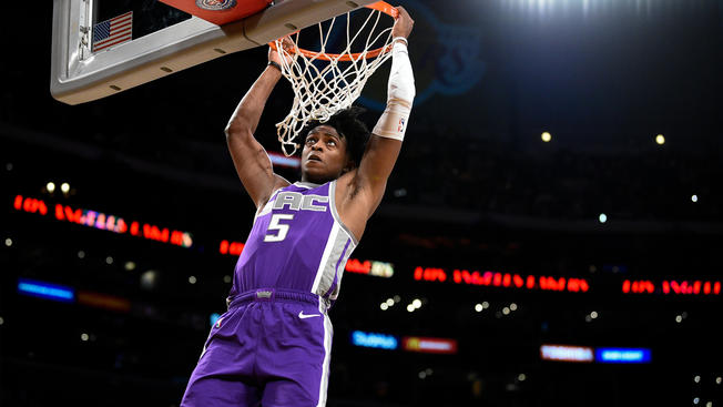 De'Aaron Fox Kings