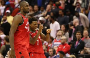 "alt = ""photo of Kyle Lowry and Serge Ibaka"""