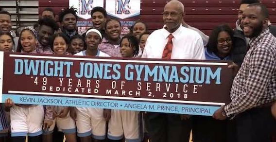 Dwight Jones