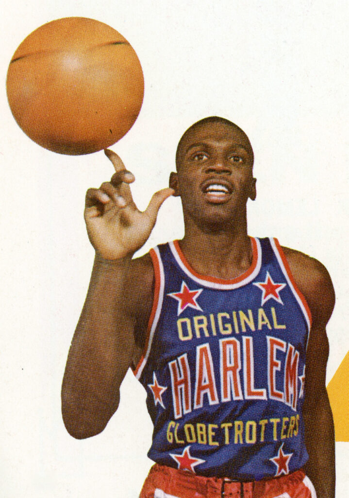 Globetrotters 67 Road Dave Gaines